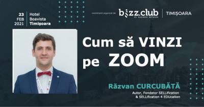 Cum să VINZI pe ZOOM (Răzvan Curcubătă)