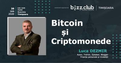 Bitcoin și Criptomonede (Luca Dezmir)